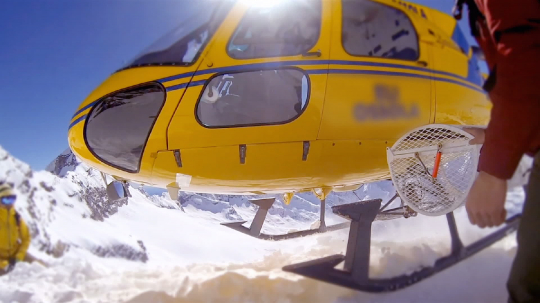 Helicopter / Heliboarding snowboarding Winter sport in Europe Alpes, action cam concept : Stock Photo or Stock Video Download rcfotostock photos, images and assets rcfotostock | RC-Photo-Stock.: