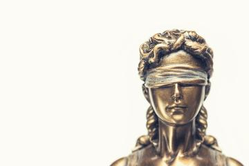 blind lady justice or Iustitia / Justitia the Roman goddess of Justice- Stock Photo or Stock Video of rcfotostock | RC-Photo-Stock