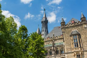 Town Hall in Aachen - Stock Photo or Stock Video of rcfotostock | RC-Photo-Stock