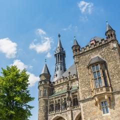 Town Hall in Aachen : Stock Photo or Stock Video Download rcfotostock photos, images and assets rcfotostock | RC-Photo-Stock.: