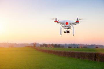 14066103-modern-rc-uav-drone-quadcopter-with-camera-flying-on-a : Stock Photo or Stock Video Download rcfotostock photos, images and assets rcfotostock | RC-Photo-Stock.:
