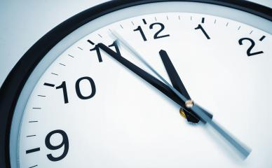 5 min before 12 o`clock on a wall clock : Stock Photo or Stock Video Download rcfotostock photos, images and assets rcfotostock | RC-Photo-Stock.: