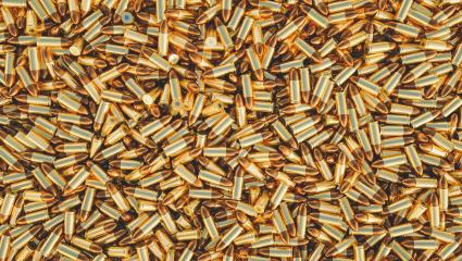 9mm bullets background - 3D Rendering- Stock Photo or Stock Video of rcfotostock | RC-Photo-Stock