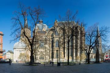 Aachen Cathedral  (UNESCO world heritage sites)- Stock Photo or Stock Video of rcfotostock | RC-Photo-Stock