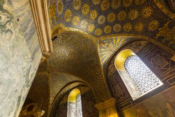 Aachen Cathedral inside- Stock Photo or Stock Video of rcfotostock | RC-Photo-Stock