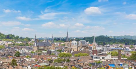 Aachen city - Stock Photo or Stock Video of rcfotostock | RC-Photo-Stock