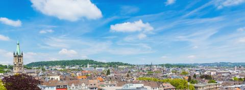 Aachen city skyline panorama- Stock Photo or Stock Video of rcfotostock | RC-Photo-Stock