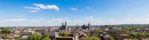 aachen cityscape panorama- Stock Photo or Stock Video of rcfotostock | RC-Photo-Stock