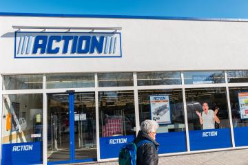 AACHEN, GERMANY FEBRUARY, 2017: ACTION Store. ACTION is a International non-food discounter with over 35,000 employees and more than 850 branches in the Netherlands, Belgium, Germany, France. : Stock Photo or Stock Video Download rcfotostock photos, images and assets rcfotostock | RC-Photo-Stock.: