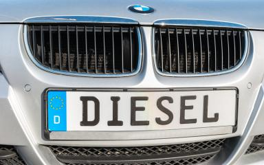 AACHEN, GERMANY FEBRUARY, 2017: BMW logo on silver diesel Car. BMW is a vehicle, motorcycle, and engine manufacturing company from Munich, Bavaria, Germany.- Stock Photo or Stock Video of rcfotostock | RC-Photo-Stock