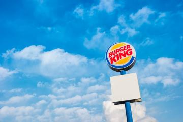 AACHEN, GERMANY FEBRUARY, 2017: Burger King Restaurants logo. Burger King, often abbreviated as BK, is a global chain of hamburger fast food restaurants,United States- Stock Photo or Stock Video of rcfotostock | RC-Photo-Stock