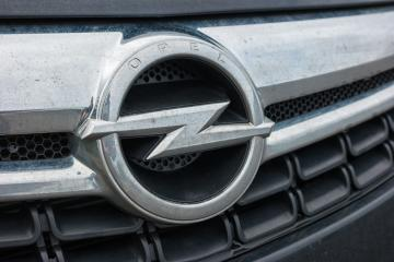 AACHEN, GERMANY FEBRUARY, 2017: Dirty Opel logo on a car grilll. Opel AG is a German automobile manufacturer.- Stock Photo or Stock Video of rcfotostock | RC-Photo-Stock