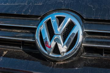 AACHEN, GERMANY FEBRUARY, 2017: Dirty Sign of a Volkswagen logo on a car. Volkswagen is a company of the Volkswagen Group.- Stock Photo or Stock Video of rcfotostock | RC-Photo-Stock