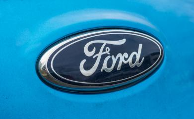AACHEN, GERMANY FEBRUARY, 2017: Ford Sign Close-Up. The Ford Motor Company is an American multinational automaker. Ford is the second-largest U.S.-based automaker.- Stock Photo or Stock Video of rcfotostock | RC-Photo-Stock