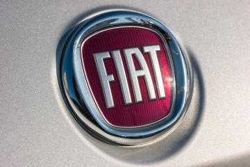 AACHEN, GERMANY FEBRUARY, 2017: Logo logotype Of car. Fiat is an Italian-American multinational automobile manufacturer.It is the world's seventh-largest auto maker.- Stock Photo or Stock Video of rcfotostock | RC-Photo-Stock