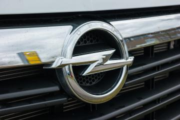 AACHEN, GERMANY FEBRUARY, 2017: Opel logo on a car grilll. Opel AG is a German automobile manufacturer and a subsidiary of the American General Motors Company.- Stock Photo or Stock Video of rcfotostock | RC-Photo-Stock