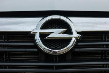 AACHEN, GERMANY FEBRUARY, 2017: Opel logo on a car grilll. Opel AG is a German automobile manufacturer.- Stock Photo or Stock Video of rcfotostock | RC-Photo-Stock