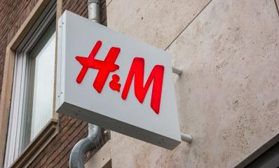AACHEN, GERMANY FEBRUARY, 2017: Shot of H&M logo. H & M Hennes & Mauritz AB is a Swedish multinational retail-clothing company, known for its fast-fashion clothing.- Stock Photo or Stock Video of rcfotostock | RC-Photo-Stock