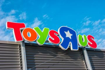 AACHEN, GERMANY FEBRUARY, 2017: Toys