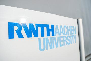 AACHEN, GERMANY JANUARY, 2017: Logo of the RWTH Aachen University. With more than 44,000 students, is the RWTH Aachen University is the largest university for technical study courses in Germany- Stock Photo or Stock Video of rcfotostock | RC-Photo-Stock