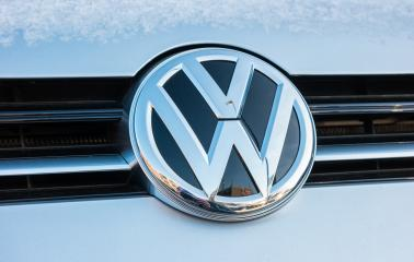 AACHEN, GERMANY JANUARY, 2017: Sign of a Volkswagen logo on a car at winter. Volkswagen is a company of the Volkswagen Group.- Stock Photo or Stock Video of rcfotostock | RC-Photo-Stock