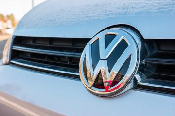 AACHEN, GERMANY JANUARY, 2017: Sign of a Volkswagen logo on a car. Volkswagen is a company of the Volkswagen Group.- Stock Photo or Stock Video of rcfotostock | RC-Photo-Stock