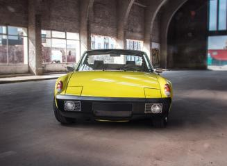 Aachen, Germany, June 14, 2013: Arranged Street shot of an historic Porsche 914-6 GT : Stock Photo or Stock Video Download rcfotostock photos, images and assets rcfotostock | RC-Photo-Stock.: