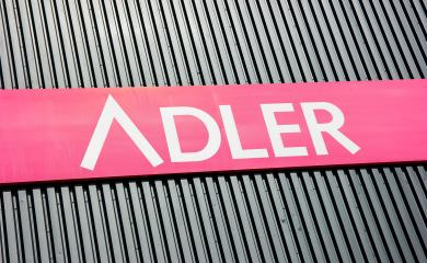 AACHEN, GERMANY MARCH, 2017: Adler Fashion Logo. Adler Fashion AG is located in Haibach near Aschaffenburg, is a listed retailer chain with 174 stores in Germany, Austria, Luxembourg and Switzerland. : Stock Photo or Stock Video Download rcfotostock photos, images and assets rcfotostock | RC-Photo-Stock.: