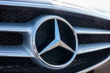 AACHEN, GERMANY MARCH, 2017: Mercedes Benz logo close up on a car grill. Mercedes-Benz is a German automobile manufacturer. The brand is used for luxury automobiles, buses, coaches and trucks.- Stock Photo or Stock Video of rcfotostock | RC-Photo-Stock