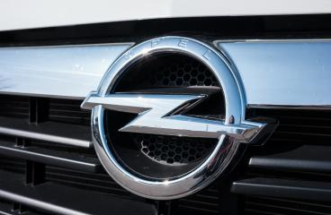 AACHEN, GERMANY MARCH, 2017: Opel logo on a car grilll. Opel AG is a German automobile manufacturer.- Stock Photo or Stock Video of rcfotostock | RC-Photo-Stock