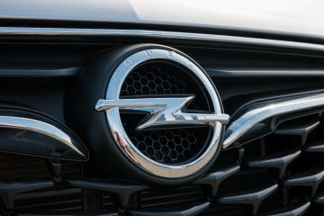 AACHEN, GERMANY MARCH, 2017: Opel logo on a car. Opel AG is a German automobile manufacturer.- Stock Photo or Stock Video of rcfotostock | RC-Photo-Stock