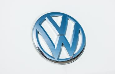 AACHEN, GERMANY MARCH, 2017: Volkswagen VW logo on a white car. Volkswagen is a famous European car manufacturer company based on Germany.- Stock Photo or Stock Video of rcfotostock | RC-Photo-Stock