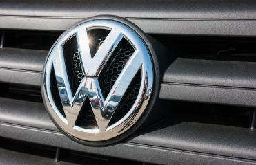 AACHEN, GERMANY MARCH, 2017: Volkswagen VW plate logo on a car grill. Volkswagen is a famous European car manufacturer company based on Germany.- Stock Photo or Stock Video of rcfotostock | RC-Photo-Stock