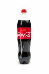 AACHEN, GERMANY OCTOBER, 2017: plastic bottle Of Coca-Cola isolated on white background. Coca-Cola is a carbonated non-alcoholic beverage sold all over the world. : Stock Photo or Stock Video Download rcfotostock photos, images and assets rcfotostock | RC-Photo-Stock.: