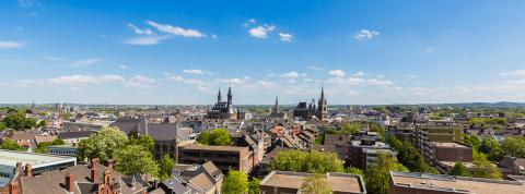 Aachen panorama- Stock Photo or Stock Video of rcfotostock | RC-Photo-Stock