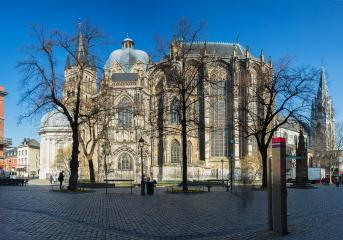 Aachener Dom : Stock Photo or Stock Video Download rcfotostock photos, images and assets rcfotostock | RC-Photo-Stock.: