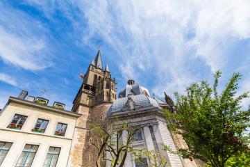 Aachener Dom Unesco World Heritage- Stock Photo or Stock Video of rcfotostock | RC-Photo-Stock