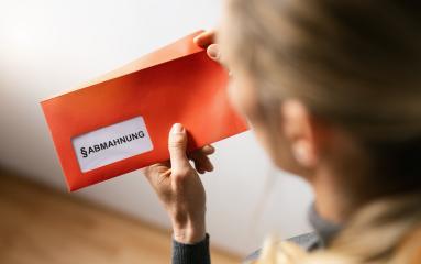Abmahnung im Wettbewerbsrecht Markenrecht und Urheberrecht erhalten- Stock Photo or Stock Video of rcfotostock | RC-Photo-Stock