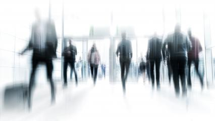 abstakt image of business people in the lobby with a blurred background : Stock Photo or Stock Video Download rcfotostock photos, images and assets rcfotostock | RC-Photo-Stock.:
