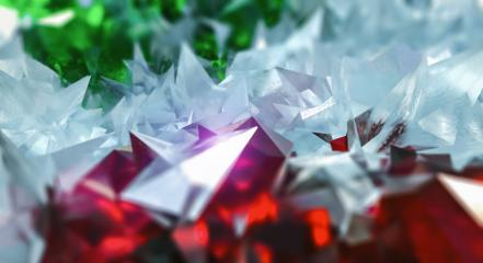 Abstract background with glass and crystals in ruby and gemstone design- Stock Photo or Stock Video of rcfotostock | RC-Photo-Stock