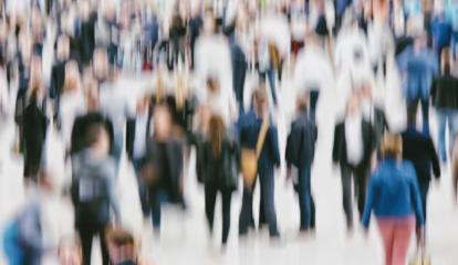 abstract blurred crowd of defocused people- Stock Photo or Stock Video of rcfotostock | RC-Photo-Stock