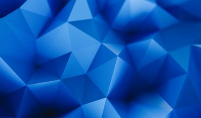 Abstract low poly background of triangles in blue colors - 3D rendering - Illustration- Stock Photo or Stock Video of rcfotostock | RC-Photo-Stock