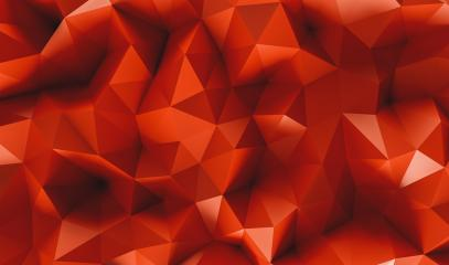 Abstract low poly background of triangles in red colors - 3D rendering - Illustration- Stock Photo or Stock Video of rcfotostock | RC-Photo-Stock
