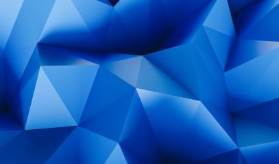 Abstract low poly blue colored background of triangles - 3D rendering - Illustration- Stock Photo or Stock Video of rcfotostock | RC-Photo-Stock