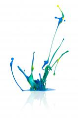 abstract paint splash - Stock Photo or Stock Video of rcfotostock | RC-Photo-Stock