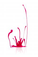 abstract pink paint splash- Stock Photo or Stock Video of rcfotostock | RC-Photo-Stock