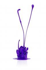 abstract purple paint splashing - Stock Photo or Stock Video of rcfotostock | RC-Photo-Stock