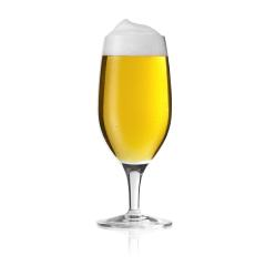 Altbier Pilsner beer glass with foam crown with golden drops of dew condensation drops fresh alcohol on a white background- Stock Photo or Stock Video of rcfotostock | RC-Photo-Stock