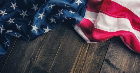 American USA flag on wood background- Stock Photo or Stock Video of rcfotostock | RC-Photo-Stock