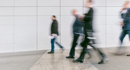 anonymous crowd of blurred business people- Stock Photo or Stock Video of rcfotostock   RC-Photo-Stock